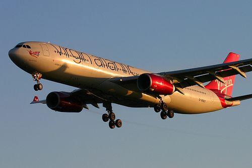 Virgin atlantic g vray