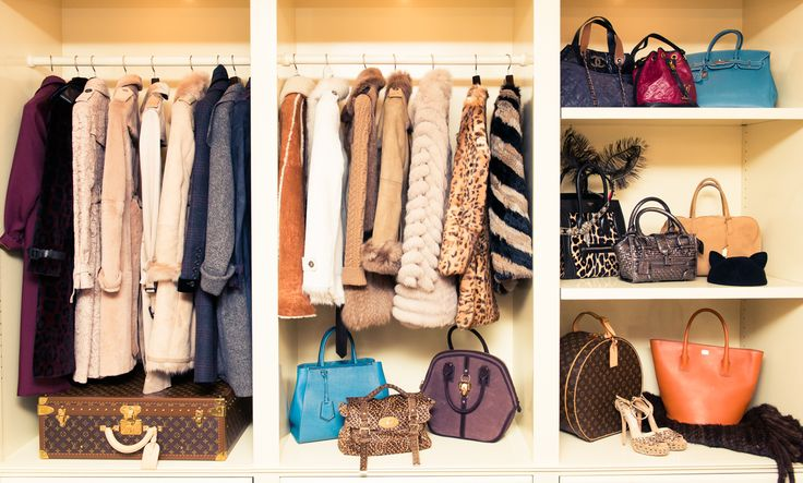 Yeah, we'd move into Rosie Huntington-Whiteley's closet if we could. www.thecoveteur.com/rosie-huntington-whiteley