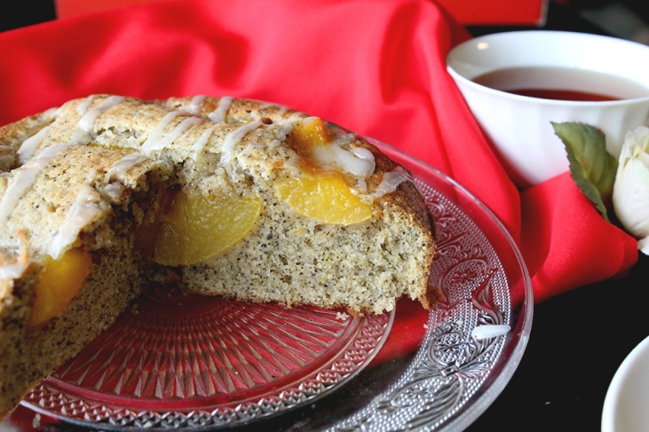 Apricot And Lavender Brown Butter Tea Cakes Recipes — Dishmaps