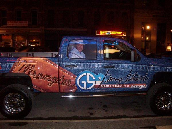 george strait s truck - Google SearchGeorge Strait Truck