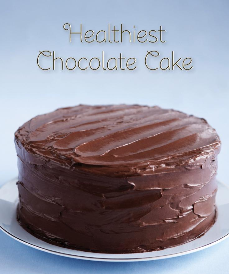 Healthy Low Sugar Birthday Cake