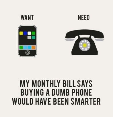 Haha so true. I pay $175.00 for my bill every month. I think my house ...