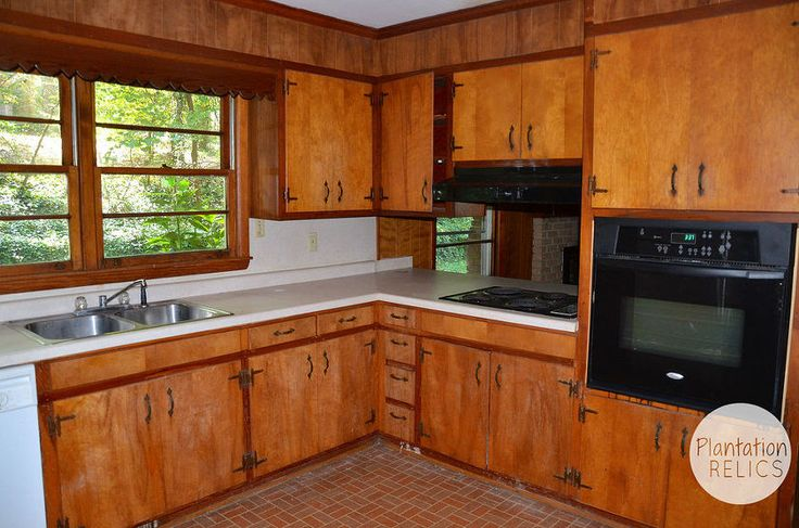Flip House 1960s Kitchen Before And After A Major Kitchen Renovation