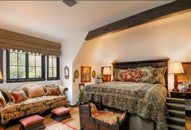 7 top photos ideas for english cottage bedroom home for English cottage bedroom