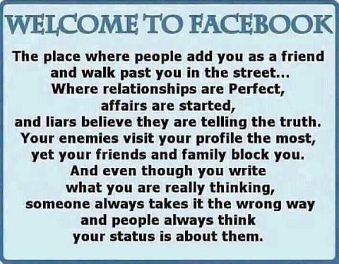Sarcasm Quotes For Facebook. QuotesGram