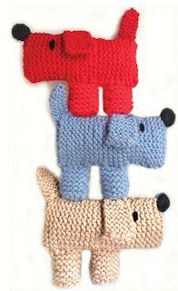 CROCHET DOG KNIT PATTERN SWEATER | How to Crochet