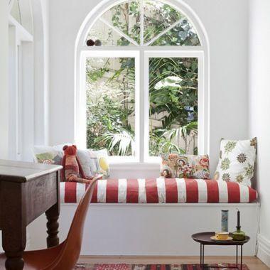 Beautiful Window Seat Window Seats Pinterest