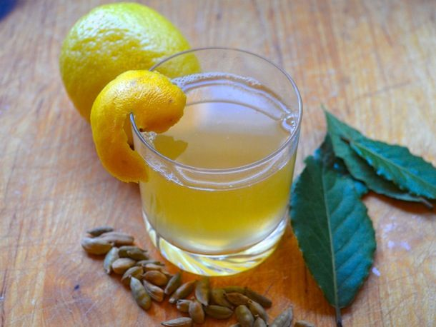 Riesling Hot Toddy   Recipe