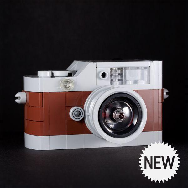 114 piece lego Mini-Camera!  I LOVE ∫ Cameras  Pinterest