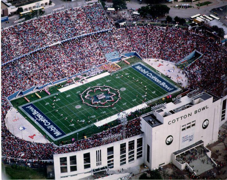 Cotton Bowl  Dallas, Texas