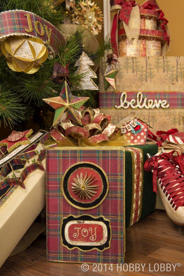 Pin by Hobby Lobby on Christmas Decor & Ideas  Pinterest