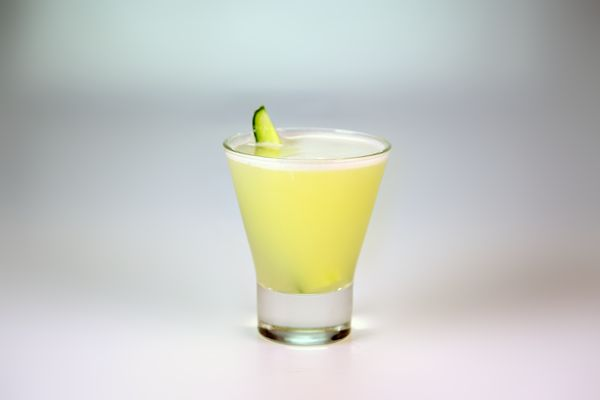 Ginger Lime Fizz Recipe by Michael Symon | The Chew Recipes | Pintere ...