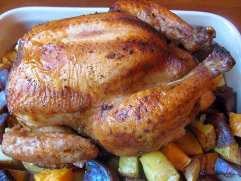 Peruvian Roast Chicken from Marcus Samuelsson's blog - I made this for ...