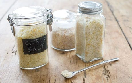 Citrus Salt | Recipe
