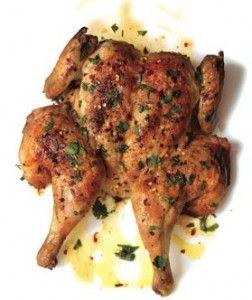 chicken chicken thighs grilled tamarind chicken brick grilled chicken ...