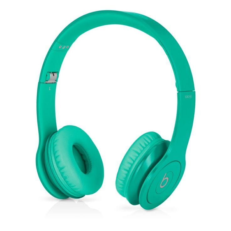 Beats Solo HD - Drenched in Teal   Need this in my life ...