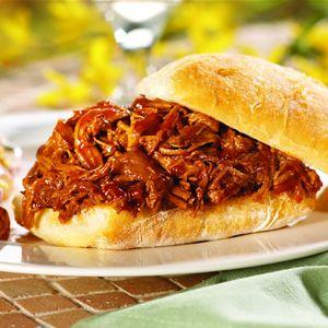 Barbecued Beef Brisket | crockpot/slow cooker recipes | Pinterest