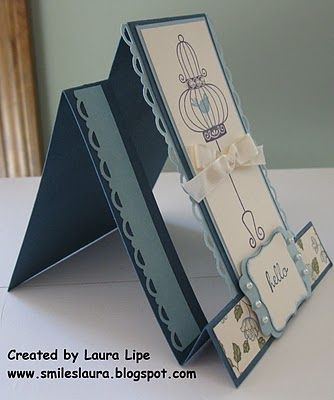 Funky Fold Card