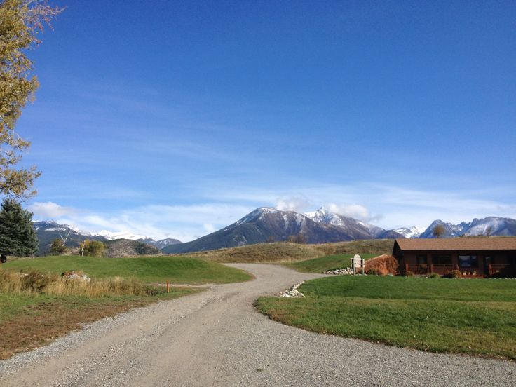 nelson 39 s spring creek ranch livingston montana