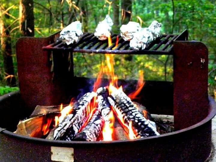 memorial day camping in utah