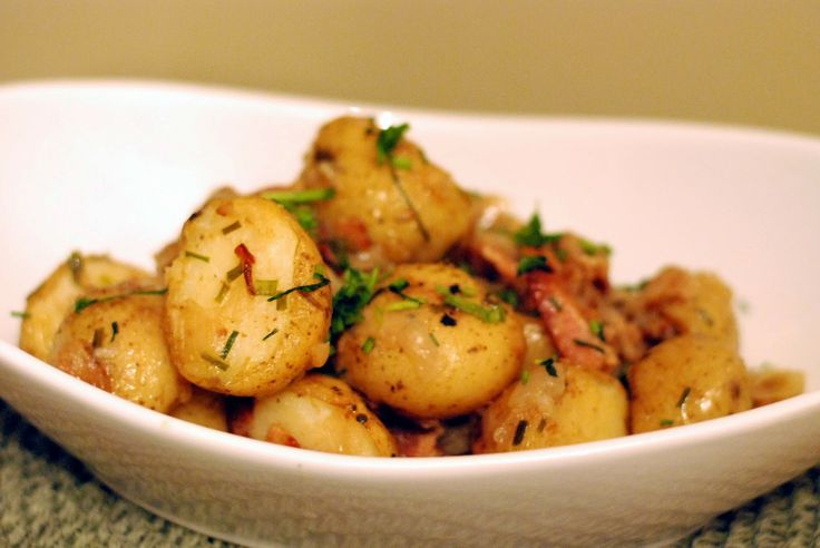 German Potato Salad | That Looks GOOD!!! | Pinterest