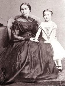 """Wife of Confederate General Thomas Jonathan """"Stonewall"""" Jackson  Mary Anna Morrison was born on July 21, 1831, in Charlotte, North Carolina, at Cottage Home, the plantation home of Reverend Robert Hall Morrison and Mary Graham Morrison. Her father was the first President of Davidson College in Charlotte. Friends and family called her Anna."""