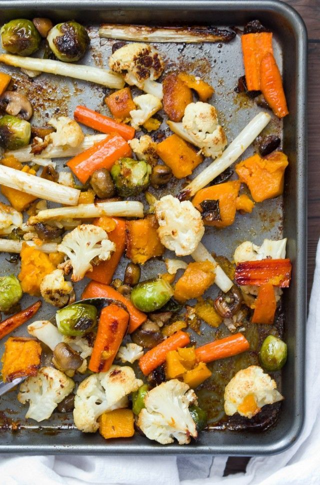 Honey Roasted Vegetables. | Recipe & Holiday Favorites | Pinterest