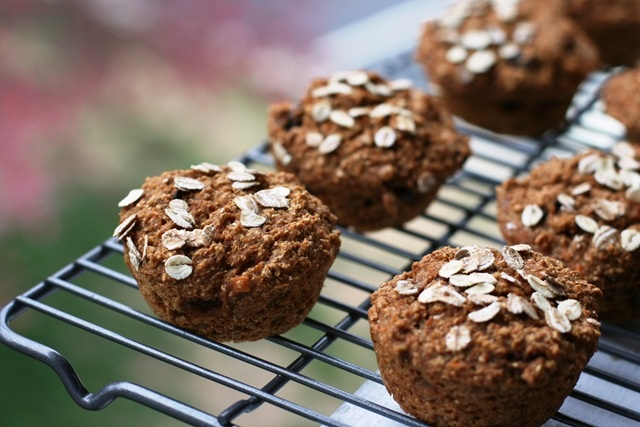 FABULOUS carrot cake muffins. just made and mmmm :) I added in a raw ...