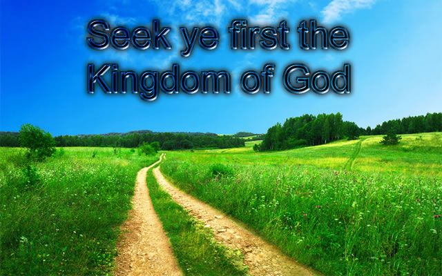 the kingdom of god awaits for those who has faith in him Those who defy god's authority and refuse to submit to him are not part of the kingdom of god in contrast, those who acknowledge the lordship of christ and gladly surrender to god's rule in their hearts are part of the kingdom of god.