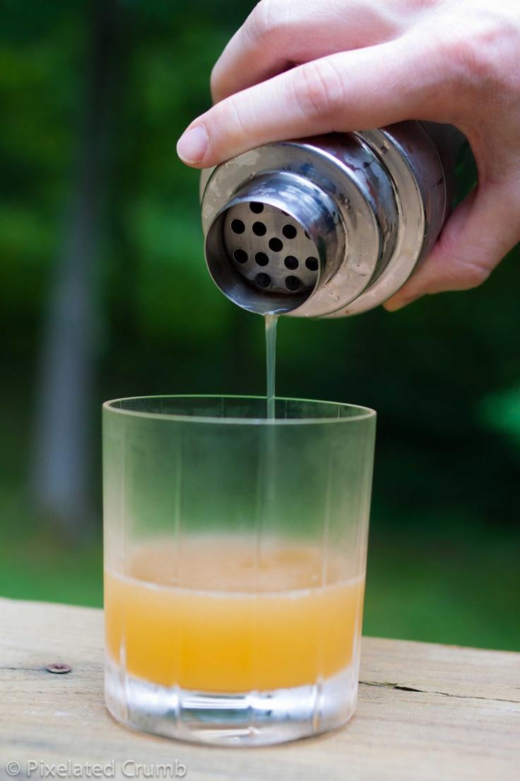 DIY Peach Liqueur Recipe — Dishmaps