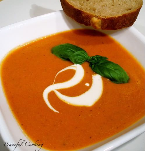 ... beach and we shared one of these this one is gigi s creamy tomato soup