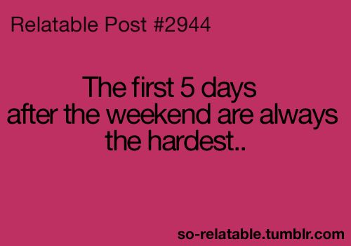 the hardest...