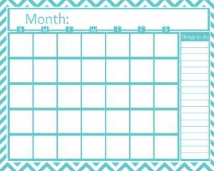 Best 20+ Free printable monthly calendar ideas on Pinterest   Free ...