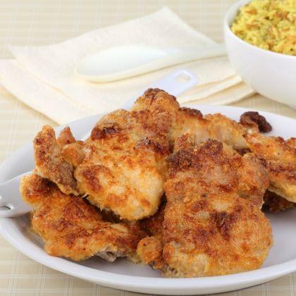 Original Ranch Crispy Chicken   Recipe