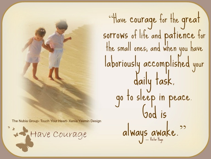 Courage Poems And Quotes. QuotesGram