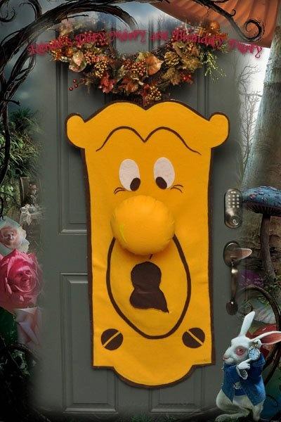 Door knob alice in wonderland pinterest for Alice in wonderland door knob disney decoration
