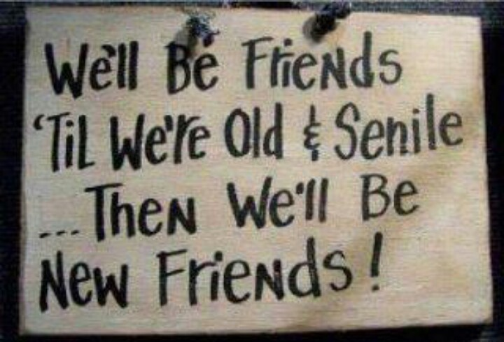 Quotes About Friendship Till The End : New friends till the end awesomeness