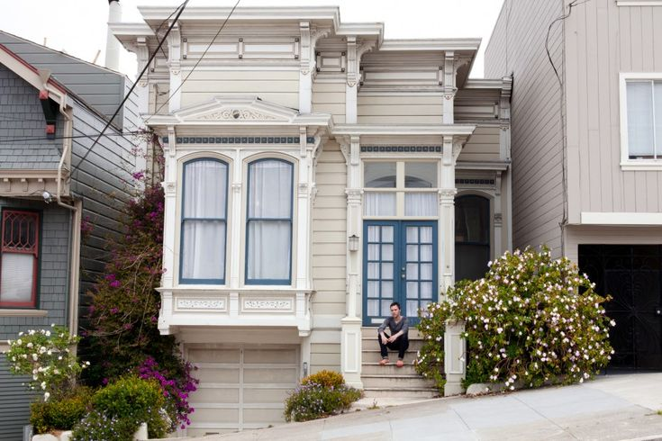 Creativity and Individualism in San Francisco//