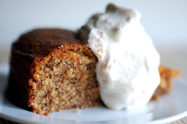 Maple-Walnut Espresso Torte Recipe — Dishmaps
