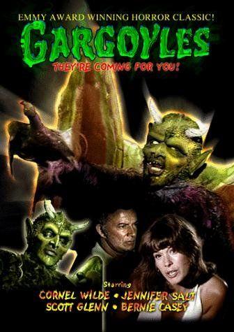 gargoyles tv movie 1972 movies pinterest