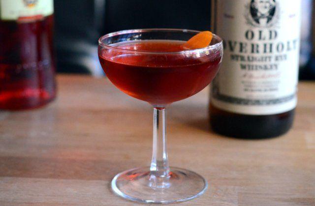 The Boulevardier | The Barman's Journal | • Boissons Alcoolisées ...