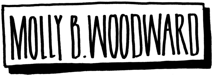 Molly B. Woodward #logo
