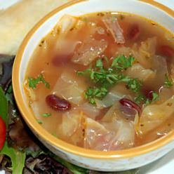 Soups Stews And Chili, Healing Cabbage Soup, Comfort Food On A Cold ...