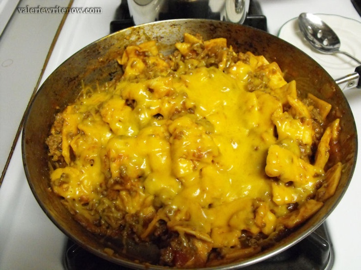 Beef Taco Skillet | Recipes - Main - Beef | Pinterest