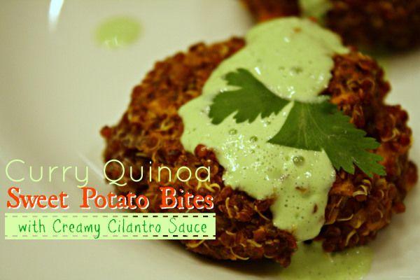 Quinoa Sweet Potato Cake   Quinoa   Pinterest