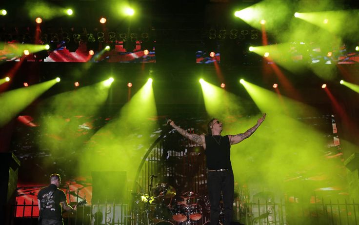 Avenged Sevenfold en Rock in Rio 2013