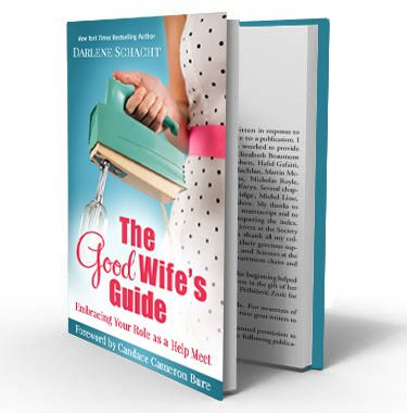 The Good Wife's Guide | Time-Warp Wife - Empowering Wives to Joyfully Serve