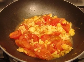 recipe Chinese stir fry egg and tomato | Que Rico | Pinterest