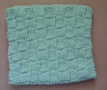 PEARL STITCH IN KNITTING Free Knitting Projects