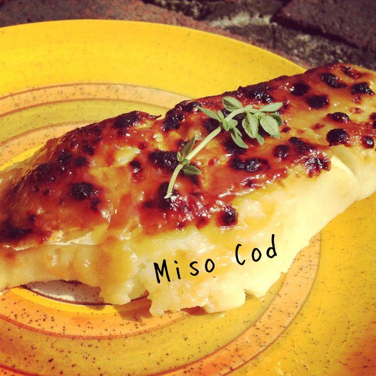 miso ramen miso soup miso glazed cod 1 2 3 miso scallops miso chicken ...
